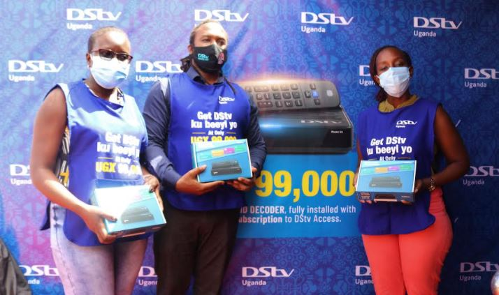 MultiChoice Uganda has announced a new year's offer
