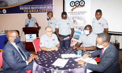 The Federation of Motorsports Clubs of Uganda (FMU) has announced a partnership with Development Infrastructure Limited that will kickstart the development of a motorsport facility in the West Nile sub-region.