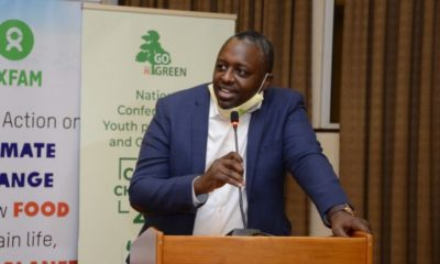 Joseph Kanyamunyu, the Managing Director, Publics Africa communications.