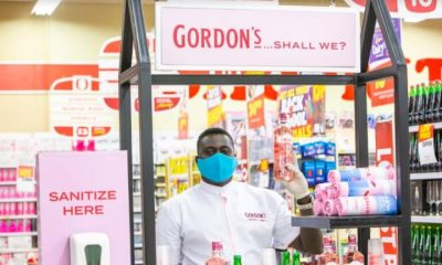 Gordon's Premium Pink Gin has unveiled a promotion that will see twenty lucky couples win one night at Mestil Hotel and Latitude on the 12th of March.