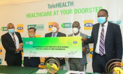 International Medical Group (IMG), the parent company of International Hospital Kampala (IHK) and International Medical Center (IMC) together with MTN Uganda have signed a Memorandum of Understanding to provide a digital approach to medical access across the country.