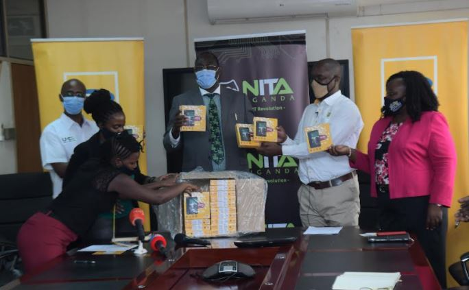 MTN Uganda in partnership with NITA-Uganda has unveiled a new app that will be used for geo-fencing and tracking COVID 19 patients that are under home based care.
