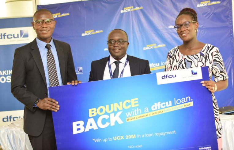 Bounce Back campaign launch