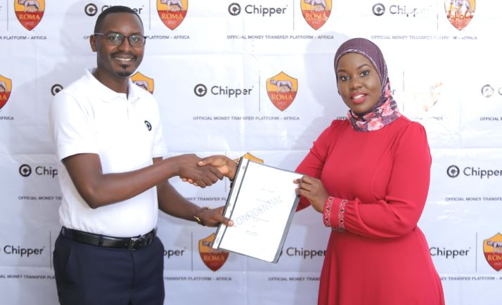 Faridah Nakazibwe has been unveiled as an ambassador for Chipper Cash