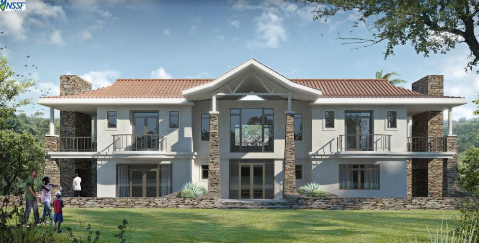 NSSF Lubowa Housing Project
