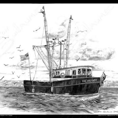 Cajun in Cape Cod