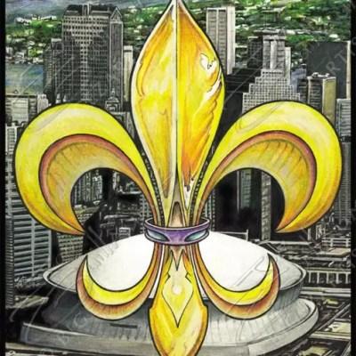 Rise of The Fleur De Lis