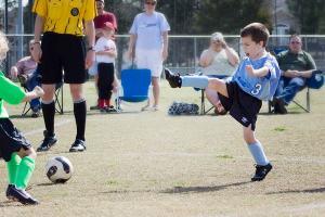 Running Circles Around Soccer