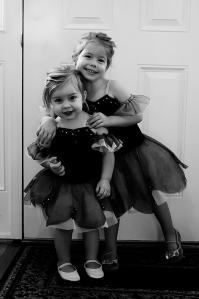 Not so Wordless Wednesday- Ballet Sisters take 2