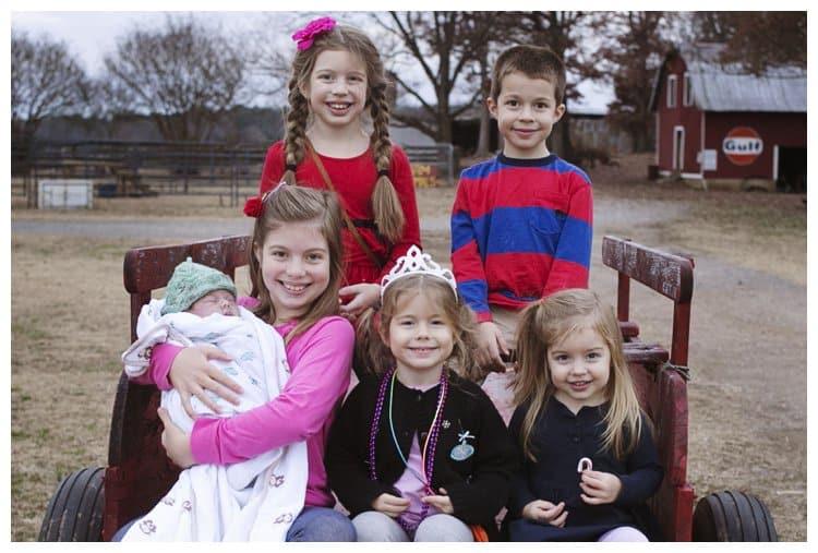6 Kiddos