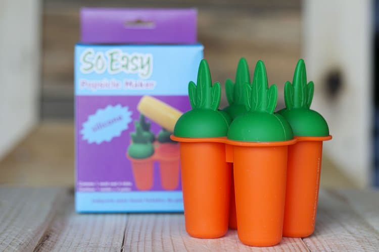 So Easy Pop Maker by Fresh Baby. Summer Time Snacking with Fresh Baby Giveaway.