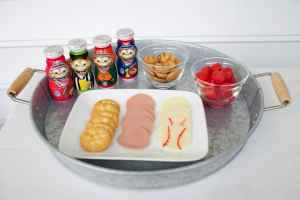 Fuel Their Adventures with a DIY Sports Theme Bento Lunch