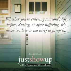 Just Show Up Book Review