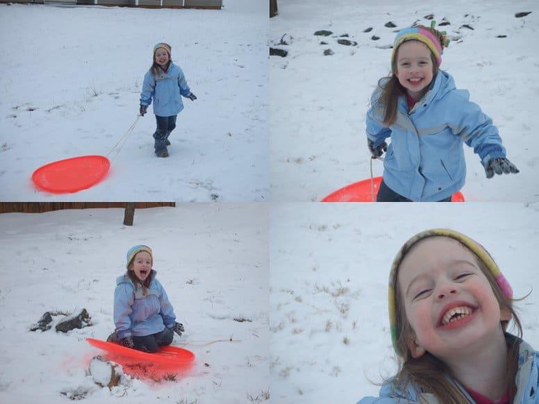 Rebekah snowy