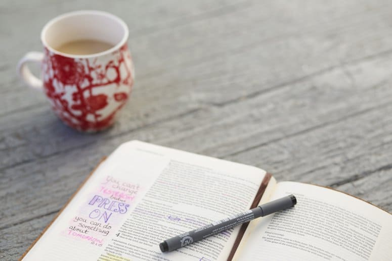 Start Bible Journaling for Under $50