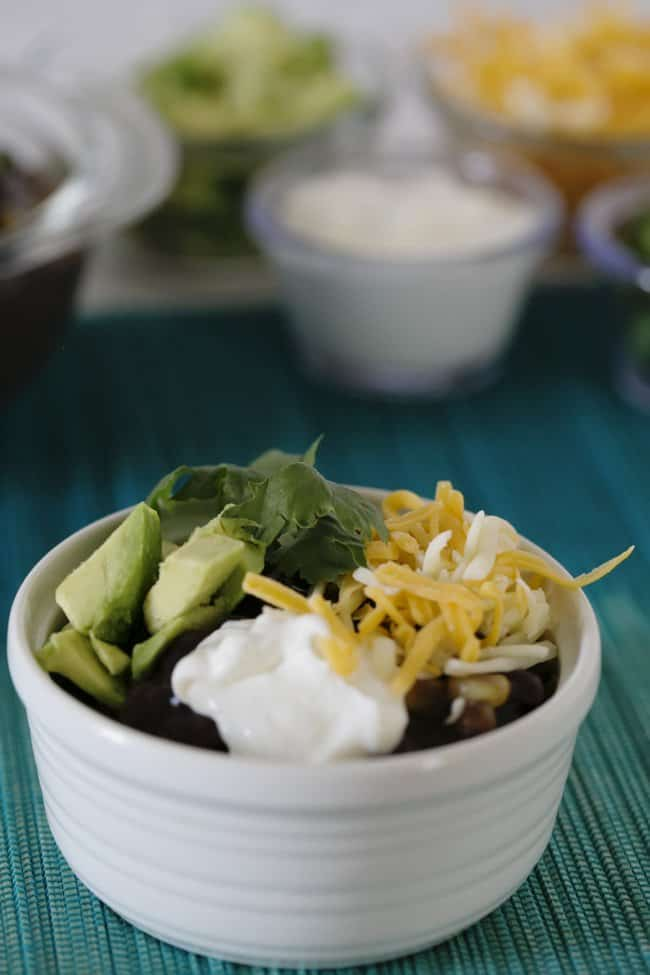 Black Bean Fiesta