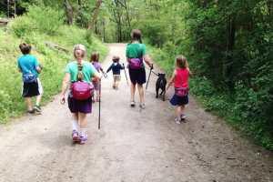 Overwhelmed? Go Take A Hike