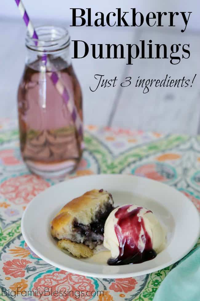 Blackberry-Dumplings-3-Ingredients