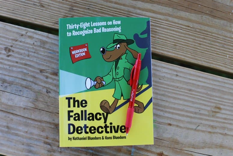 The Fallacy Detective: Thirty-Eight Lessons on How To Recognize Bad Reasoning Review