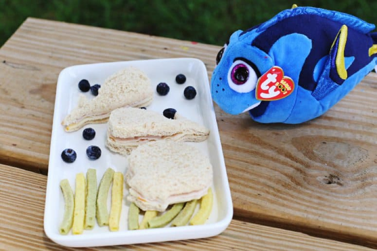 Finding Dory Inspired Lunch
