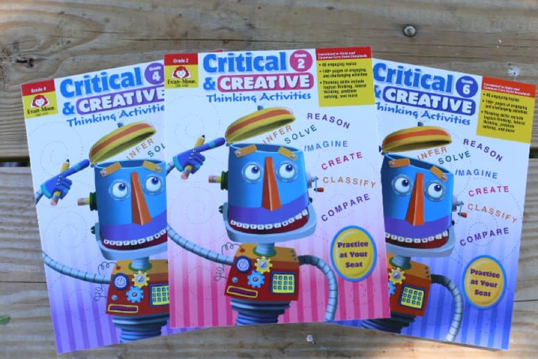 Critical & Creative Thinking Activities Review