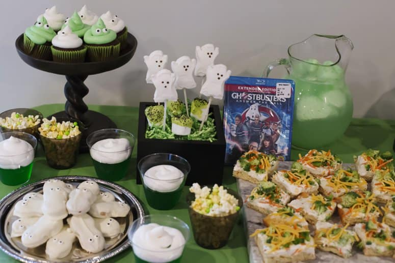Ghostbusters Movie Party