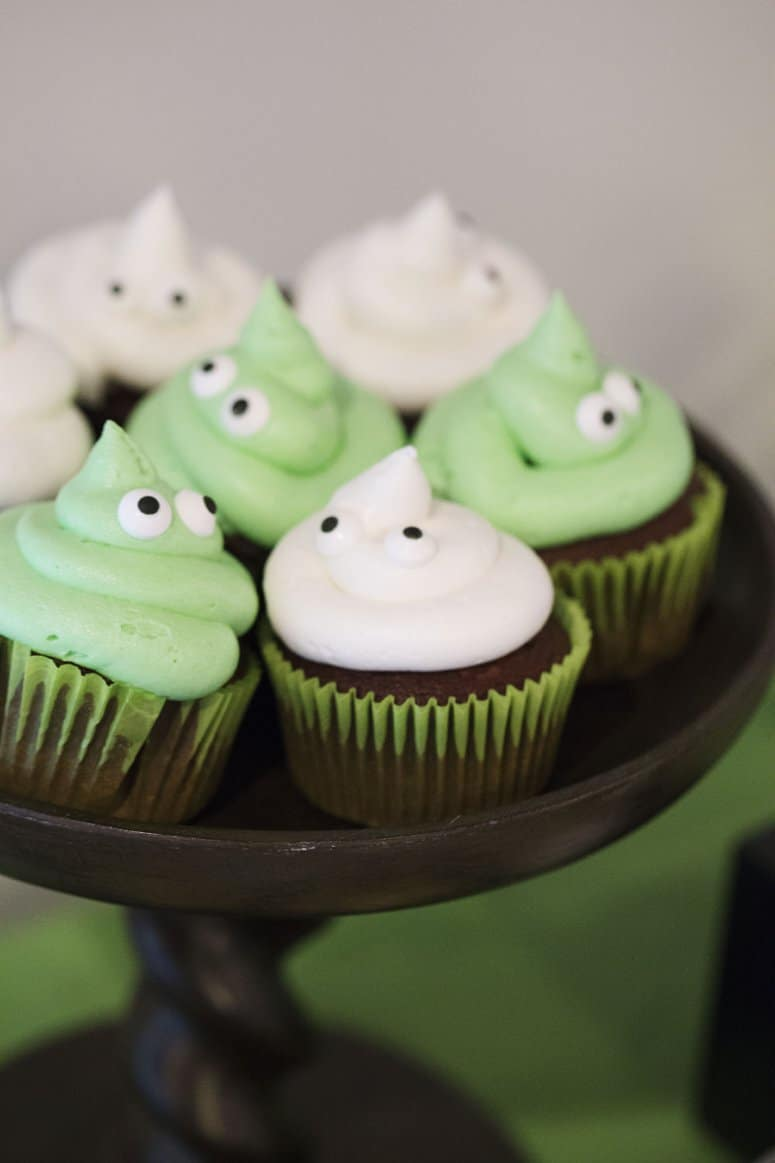 Host a Kid-Friendly Ghostbusters Party
