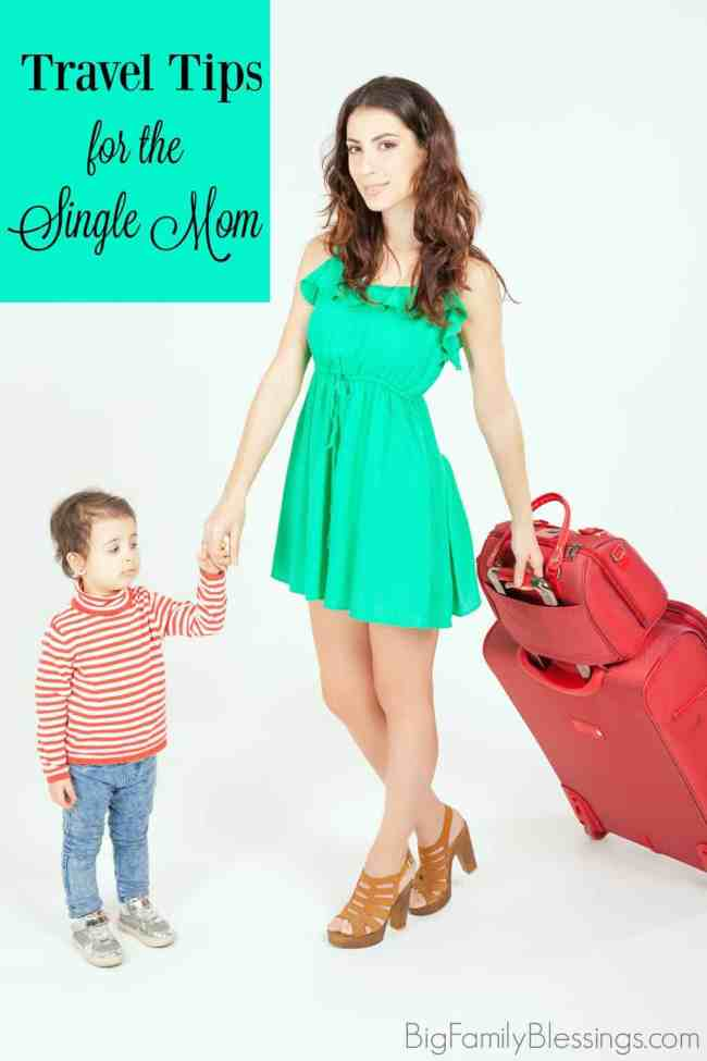 If traveling as a single mom has you worried, these single mom travel tips are sure to help ease your mind. Single moms juggle a lot on their own, but when it comes to vacationing as a single mom, many are nervous to adventure to a strange place with kids in tow. If you are nervous to brave vacation as a single mom, these tips are for you!