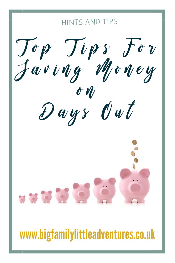 Having a family day out at an attraction can be expensive, with a larger family even more so, click through to find out my top ten tips for saving money on days out