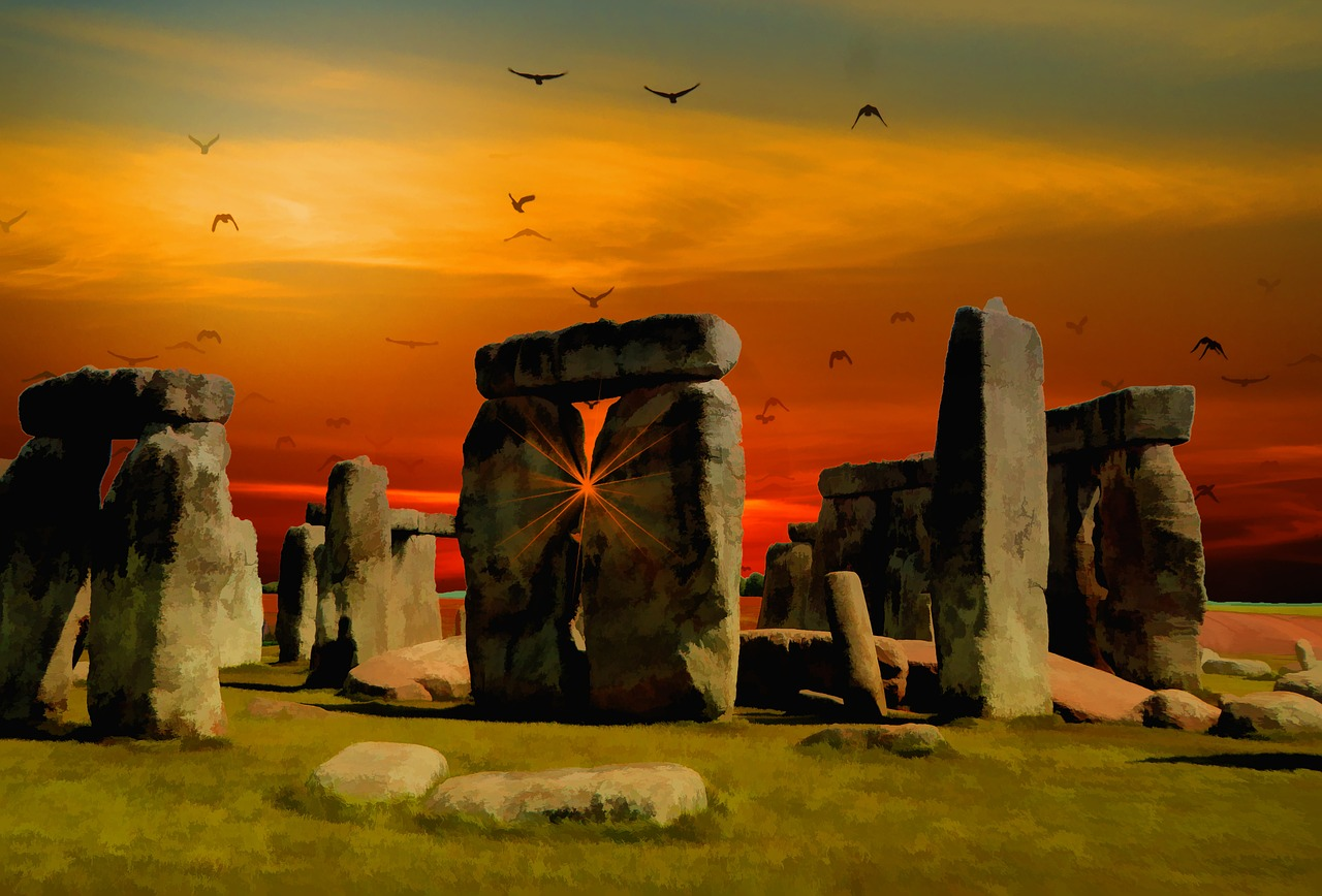 Visit Stonehenge with English heritage membership