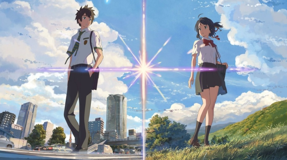 Your Name Film Review