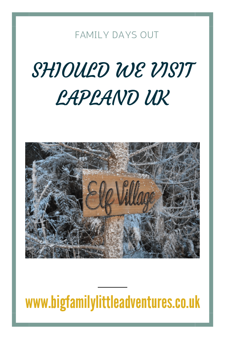 Lapland UK is the place that dreams are made of, with huskys and elves, toy makers hut and mother christmas making gingerbread, click through to find out more about Lapland UK