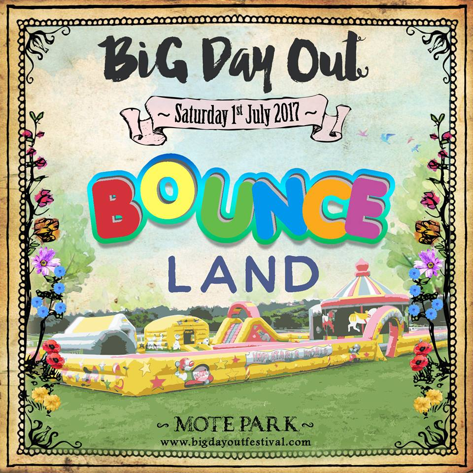 #WIN Family Ticket to Big Day Out Festival, Kent