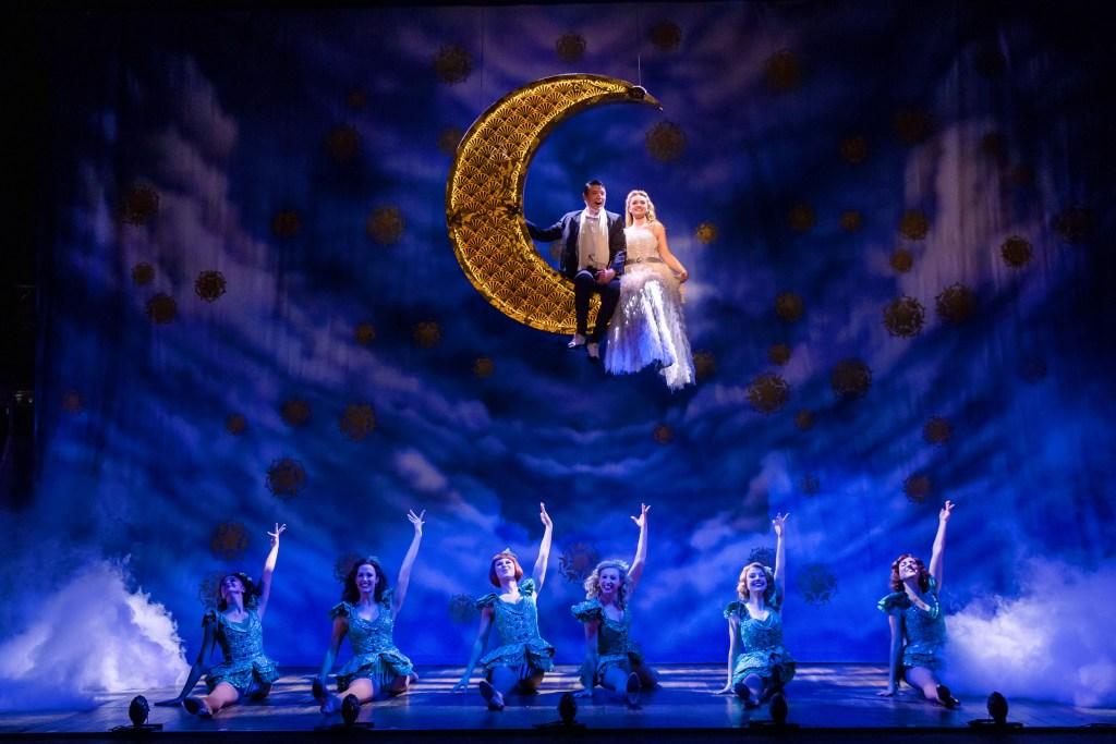 Crazy For You – Norwich Theatre Royal