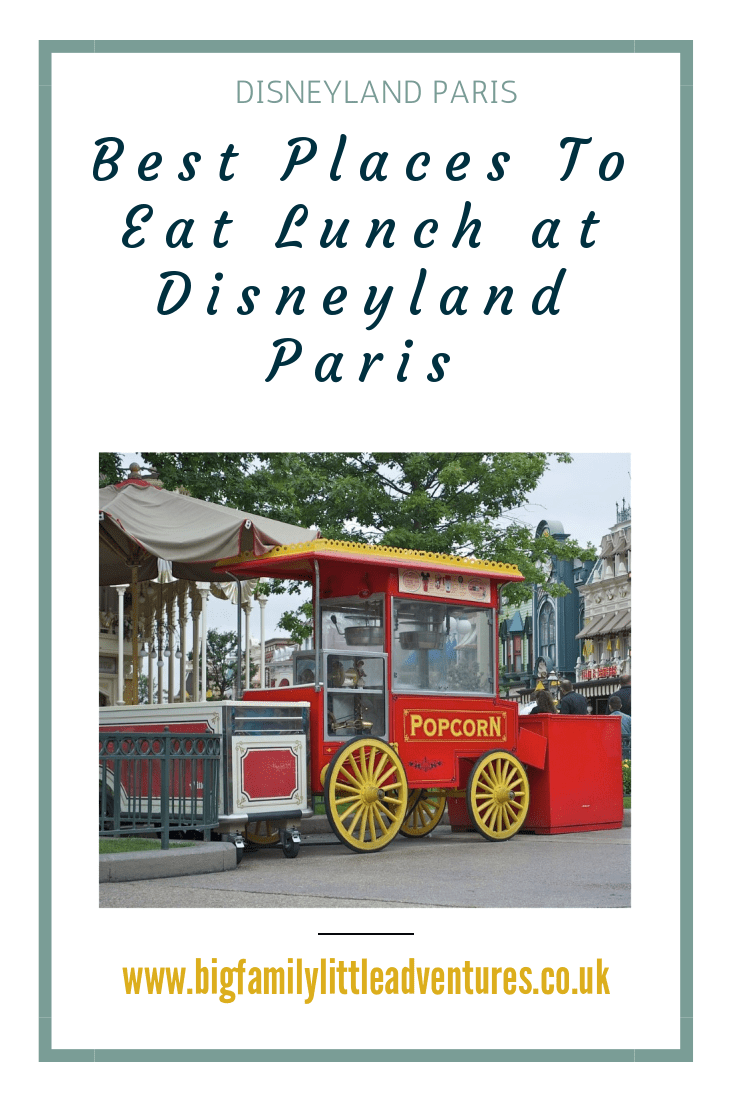 Regardless of which dining option you chose, everyone has to eat lunch, check out the Best Places to eat lunch at Disneyland Paris.
