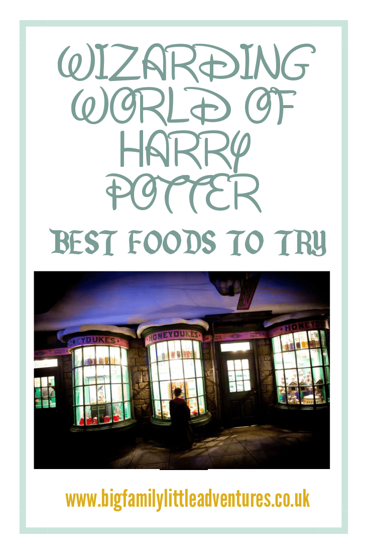 Wizarding World of Harry Potter has an amazing array of fabulous food, check out these top places to eat