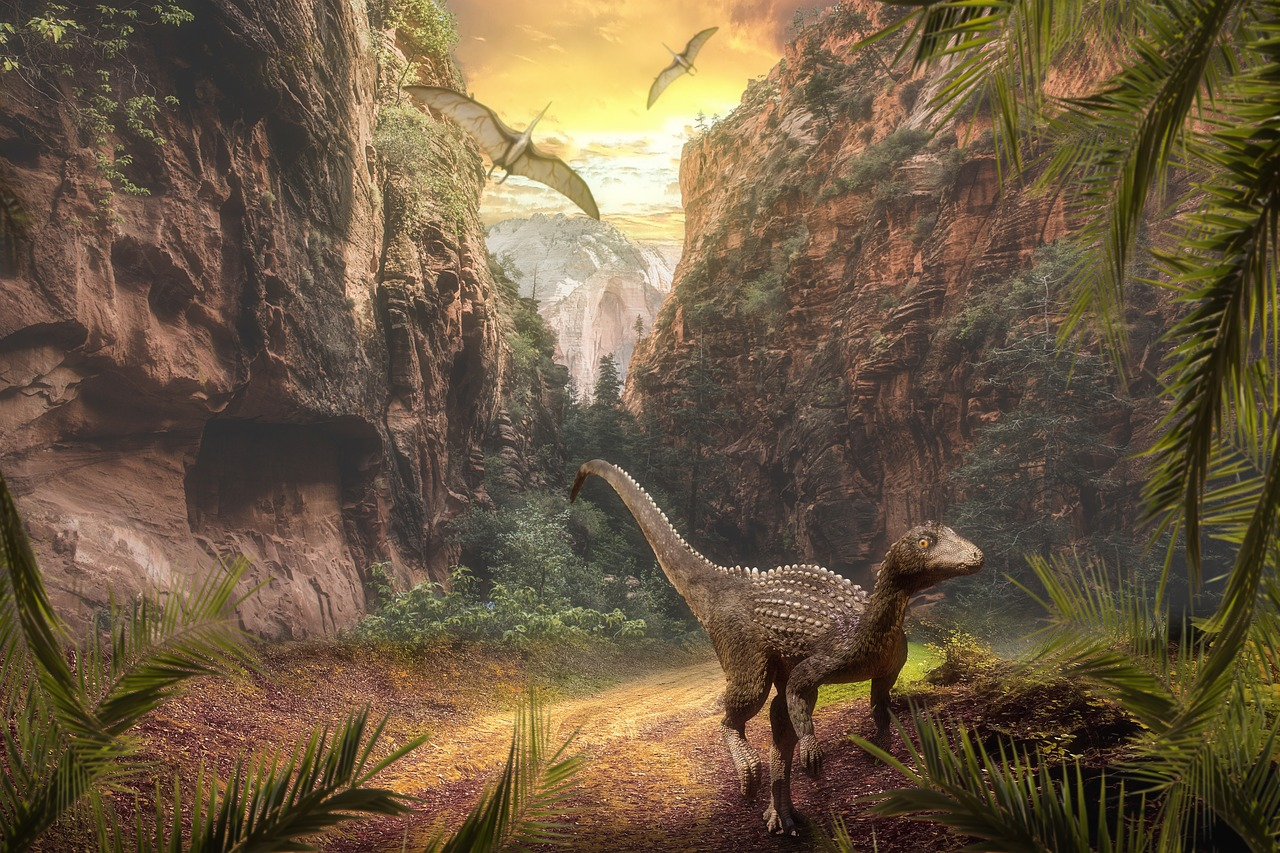 Dinosaur Hunting at Liverpool One