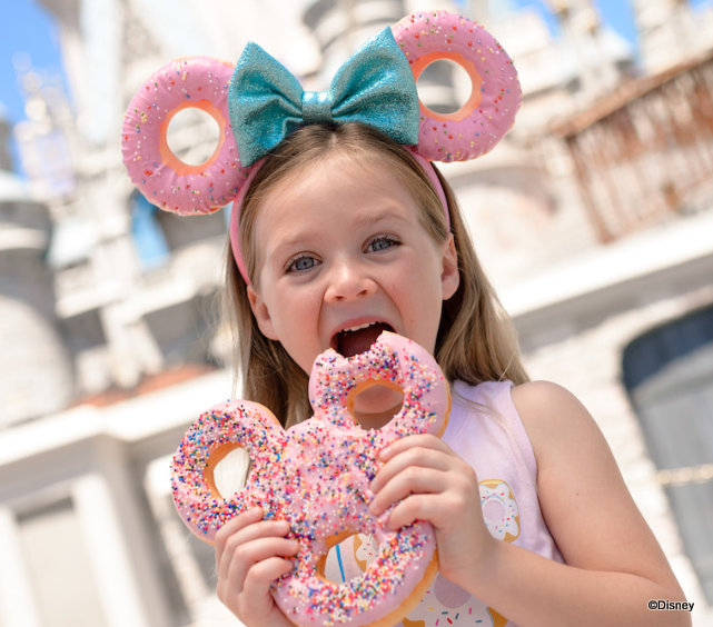 Mickey Celebration Donut