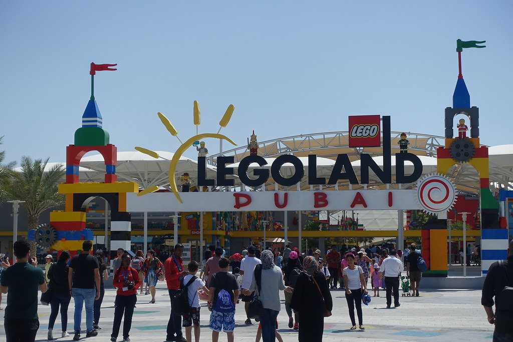 Best Kids Friendly Theme Parks in Dubai Legoland Dubai