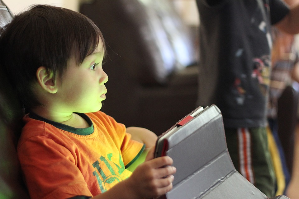 Electronics may be one of your Essentials Travelling with kids