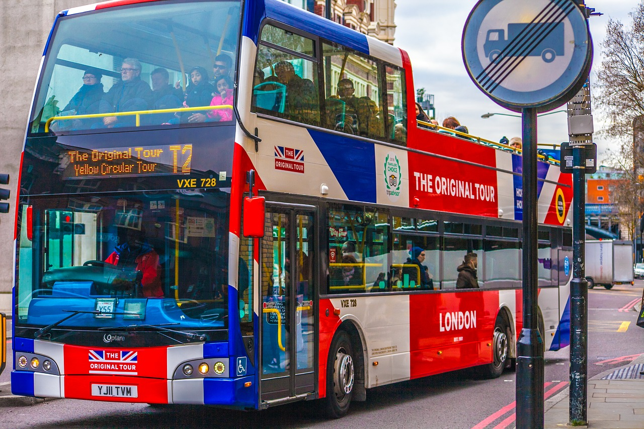 Ways To See London - Bus Tour