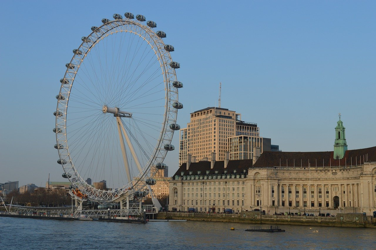 Ways To See London - On the London Eye