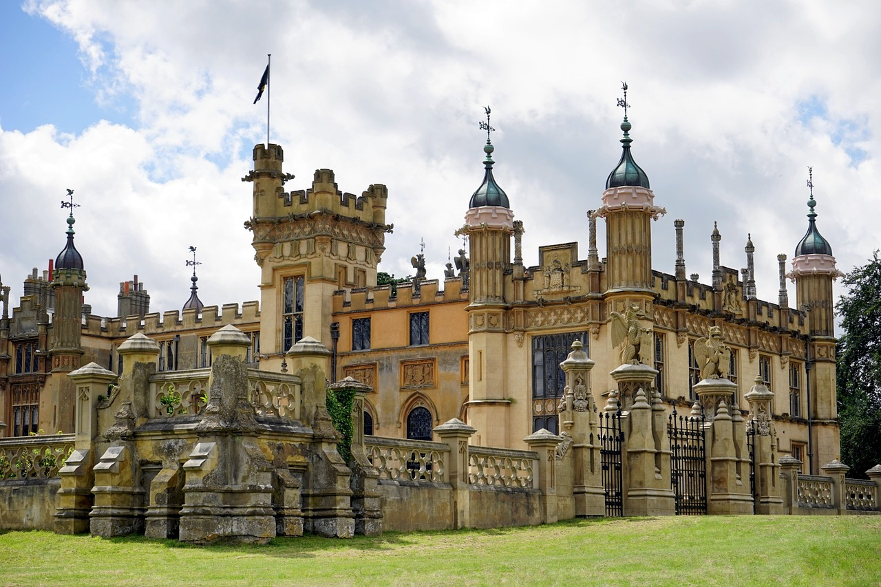 Knebworth House Royston