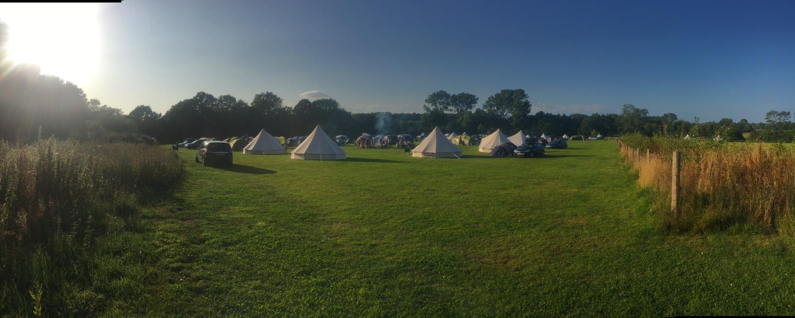 WOWO Campsite