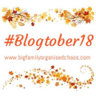 #Blogtober18
