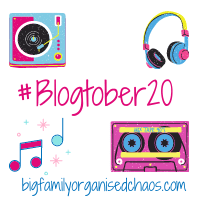#Blogtober20
