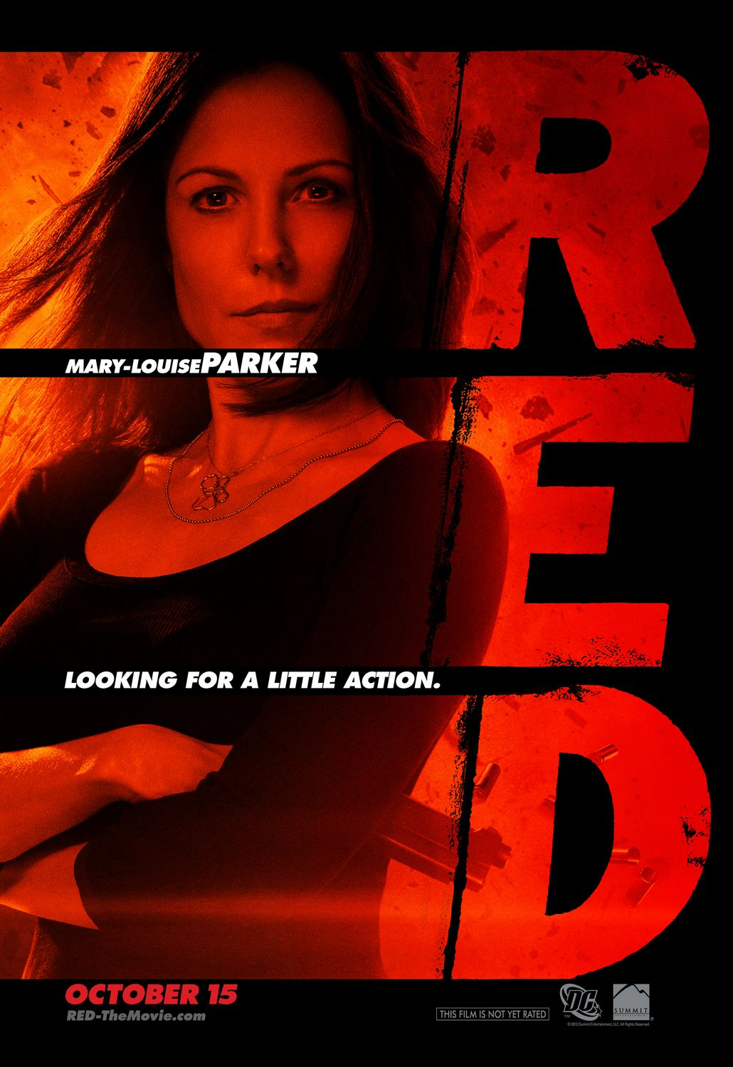 RED gets its final two character posters… I'm guessing ...