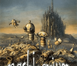 Machinarium cover art