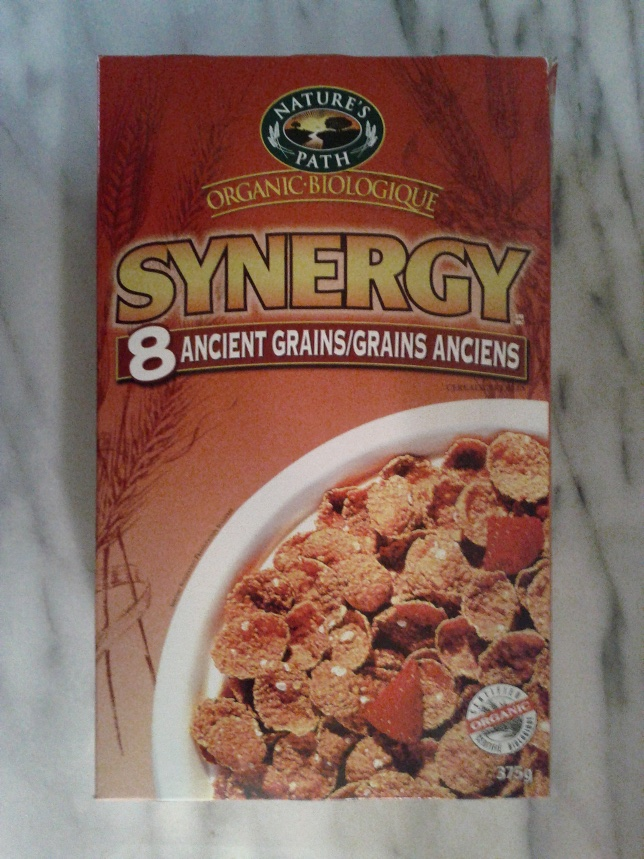 ancient grains synergy flakes