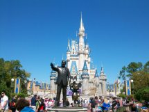 Disney World Magic Kingdom Wasn T Big Fat Tourist